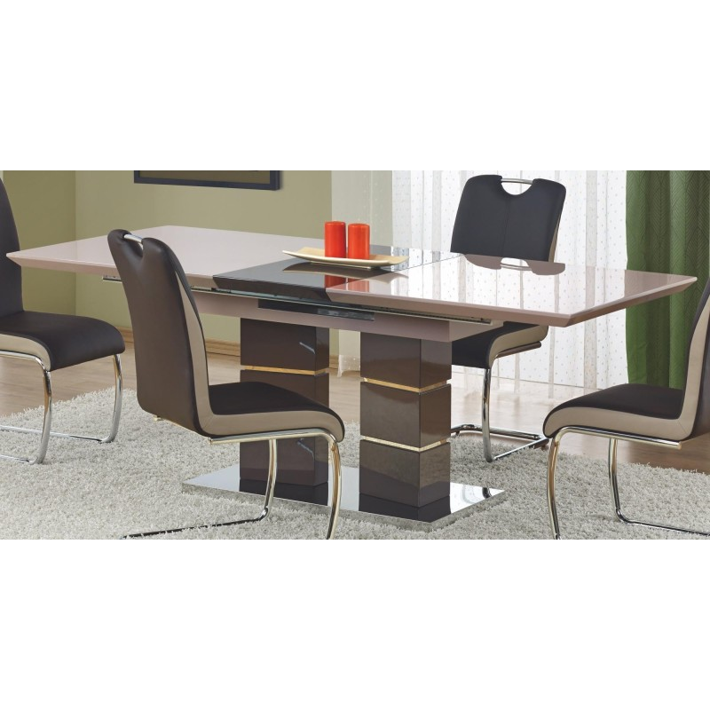 vente table manger moderne et contemporaine de qualit petit prix. Black Bedroom Furniture Sets. Home Design Ideas