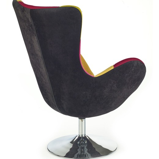 Fauteuil patchwork BUTTERFLY