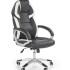 BARTON fauteuil de bureau bicolore