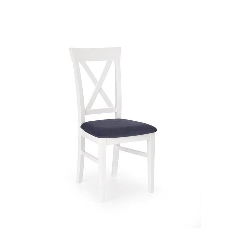 Vente de chaise design pour table manger en simili cuir for Chaise design petit prix