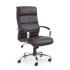 TEKSAS fauteuil de bureau en cuir véritable