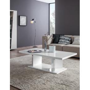 Table basse design 130 cm x 80 cm x 40 cm