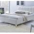 Lit 2 places design 160 cm x 200 cm - Blanc