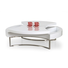 Table basse design 115 cm x 80 cm x 38 cm