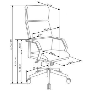 fauteuil de bureau COSTA