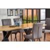 Table à manger extensible 160÷220 cm x 90 cm x 75 cm