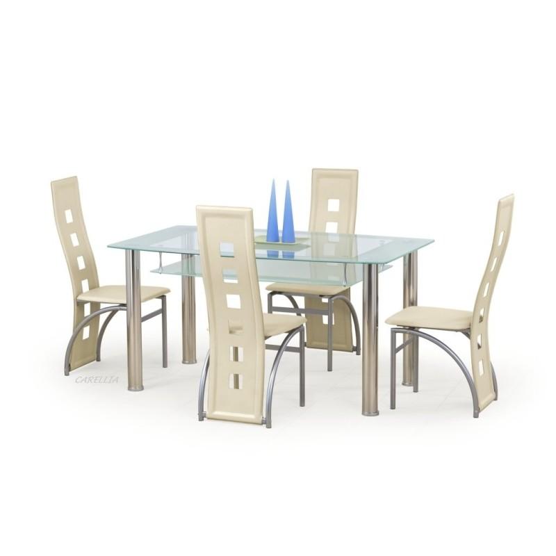 CRISTAL table à manger
