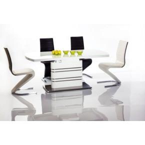 Table à manger extensible 180 ÷ 240 cm x 90 cm x 76 cm