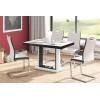 Table à manger extensible 120÷168 cm x 80 cm x 75 cm