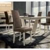Table à manger rectangulaire 180 cm x 104 cm x 75 cm