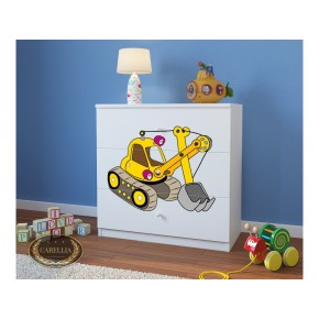 Collection F1 commode enfant